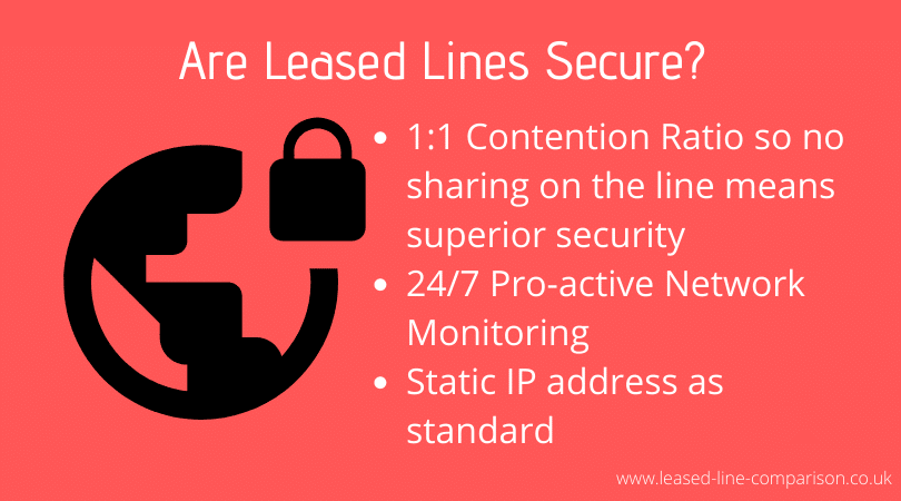 Leased Lines Secure